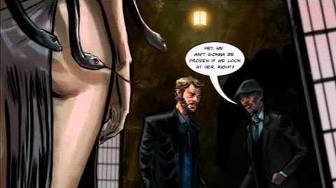 LG Motion Comic Chapter 4 - Dead Leads
