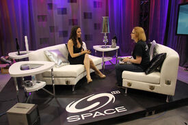 Anna Silk - Fan Expo 2011 (Space Channel interview)