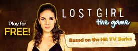 Lost Girl The Game (Syfy poster)
