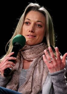 Zoie Palmer (2014 Emerald City Comicon)