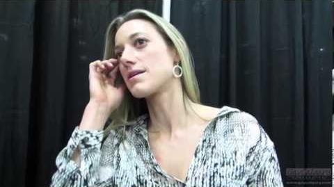 Zoie Palmer Interview (2013 Edmonton Expo)