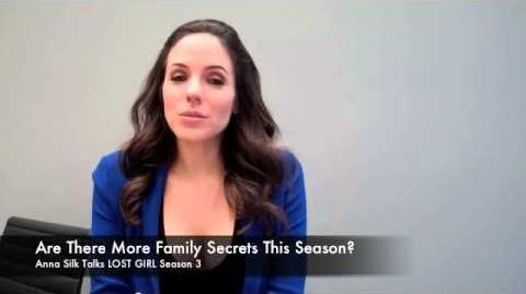 Anna Silk - Season 3 - Talk