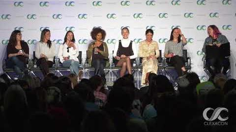 Lost Girl Panel - ClexaCon 2018 (Silk, Palmer, Vaugier, Skarsten, Luttrell, Andras, Piazza)