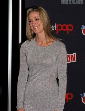 Zoie Palmer (2012 New York Comic Con)