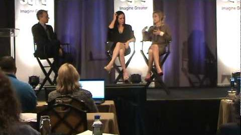 Lost Girl Panel at Syfy Press Tour (October 2011)