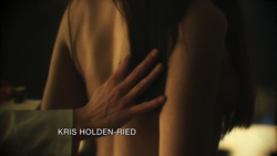 Title Sequence 2 Kris Holden-Ried