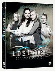 LG DVD Season 5 CANADA-USA