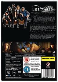 LG DVD UK Season 1 (Back cover)