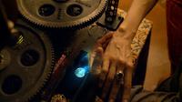 Dawning Invitation Machine - Trick & Stella touch (308)