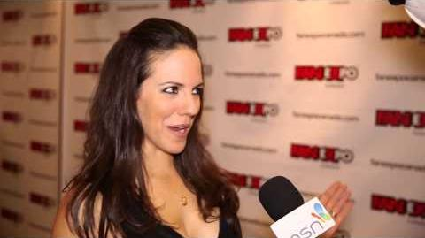 Anna Silk Interview (Fan Expo 2013)