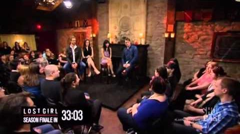 Season 2 Lost Girl Finale Pre-Show