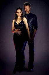 Bo and Dyson (Season 2 publicity)