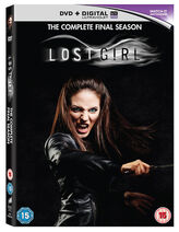 LG DVD Season 5 UK
