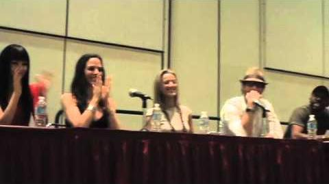 Lost Girl Panel @ Fan Expo 2011