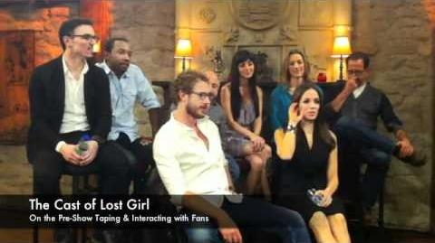 (Season 2) The Cast of Lost Girl