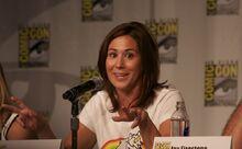 Emily Andras (San Diego Comic-Con 2013)
