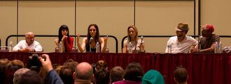 Lost Girl Cast Fan Expo 2011