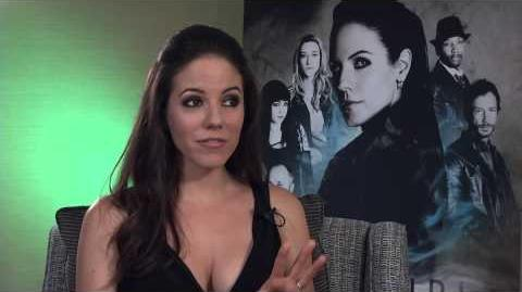 Anna Silk - Season 3 DVD Excluded Interview part 1