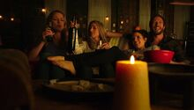 Bo-Dyson-Lauren-Tamsin and candle (503)