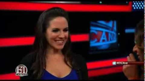 Anna Silk Interview ET Canada