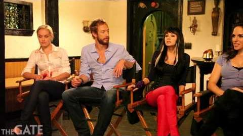 Season 3 Lost Girl cast Interview - Part 2 of 3