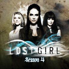 LG iTunes (US) Cover Art Season 4