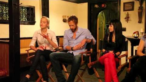 Season 3 Lost Girl cast Interview - Part 1 of 3