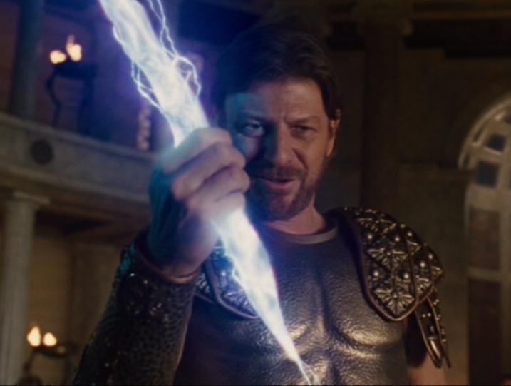 Zeus And The Bolt Pjo Lightning Thief Movie 17315748 717 541
