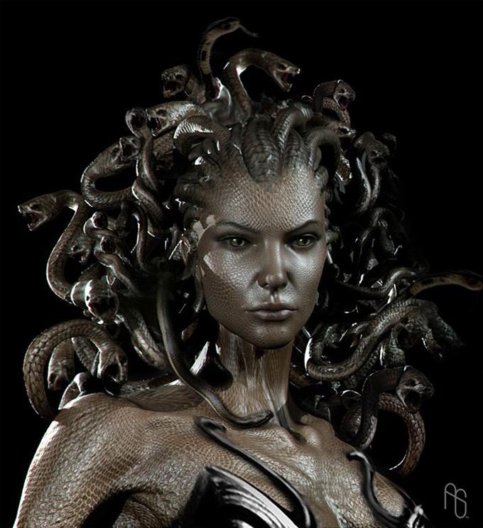 Medusa | Lostgirlmyths Wiki | FANDOM powered by Wikia