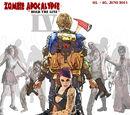 """Zombie Apocalypse IV - """"Hold the Line"""""""