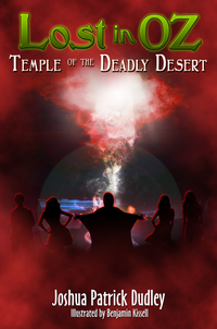 Deadly Desert Cover