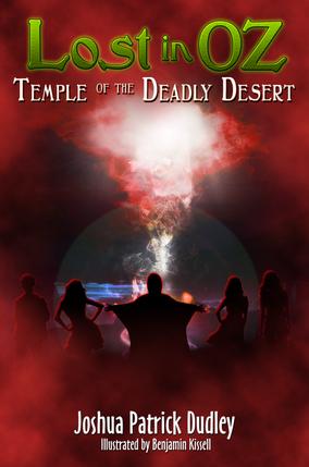 Deadly Desert Cover