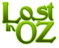 Lost in Oz Logo