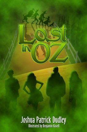 Lost in Oz Cover
