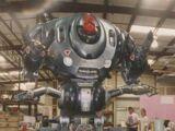 Rambler-Crane Series Robot