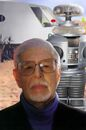 Dick Tufeld and the Robot