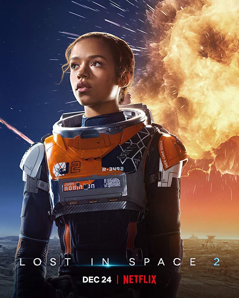Judy Robinson Netflix Lost In Space Wiki Fandom