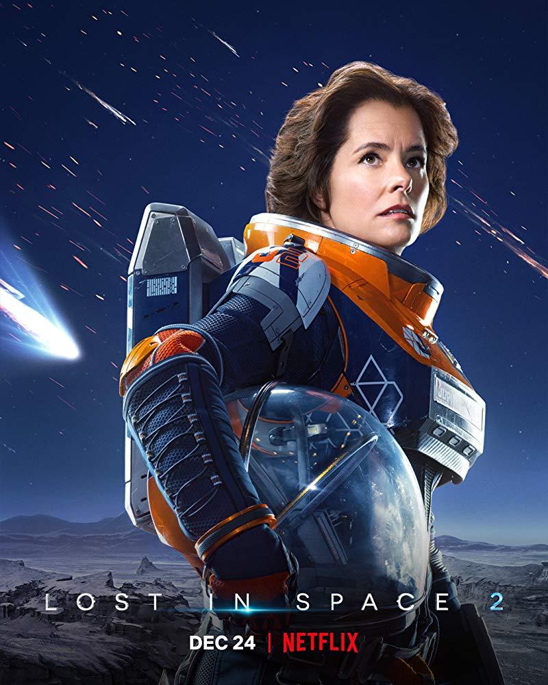June Harris Lost In Space Wiki Fandom