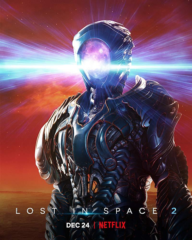 Robot Netflix Lost In Space Wiki Fandom