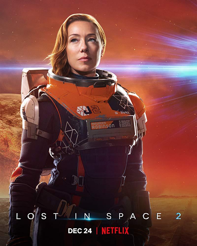 Maureen Robinson Netflix Lost In Space Wiki Fandom