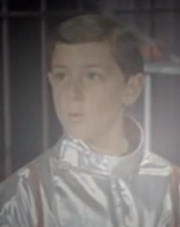 Young Dr. Smith (Kidnapped in Space)
