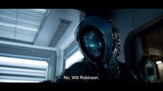 Lost in Space 2x08 Robot Refuses Will Robinson