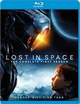 Lost in Space Season 1 Blu-ray