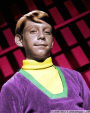 Will robinson coloured