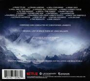 Season 1 OST CD back