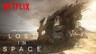 Lost in Space Lost In Creativity HD Netflix