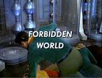 Forbidden world title