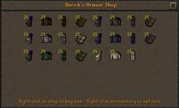 Horviks shop