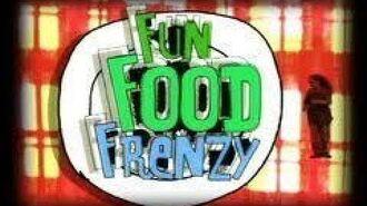 Fun Food Frenzy clip (lost media)