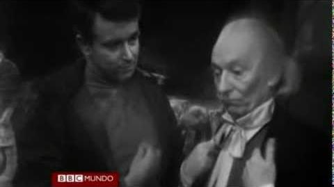 Doctor Who 1st and 4th Doctors Spanish Dub (1968-1971,1980-1981)